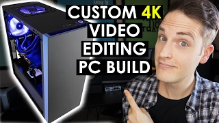 Quick review of my custom 4k video editing pc and tips on how to find the best for editing! **** download free think media tv gear buyer's...