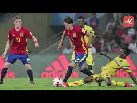 Spain Beat Mali To Enter Final  |  YOYO Times