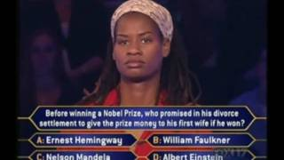 """""""We're Talkin' $250,000..."""" - Who Wants to be a Millionaire"""