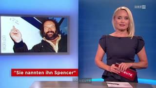 ORF - Oberösterreich heute - Dokumentation über Bud Spencer, 2017 06 26
