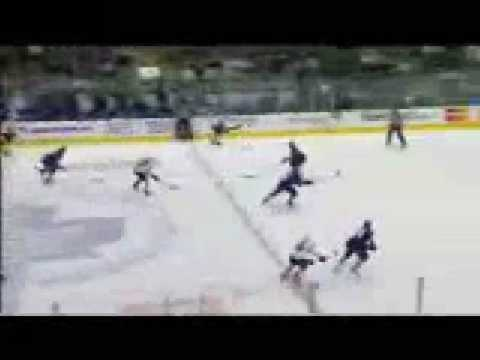 James Neal Goal # 11 12-23-08 Dallas Stars @ Toronto Maple Leafs