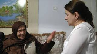Портрет поколения: Хапсат Сулеймановна - старейшая жительница Сергокалинского района