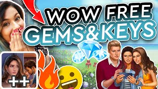 Choices Mod ⭐️2021 HACK UPDATE⭐️ I GOT FREE Diamonds & Keys Using This Choices Stories You Play MOD screenshot 3