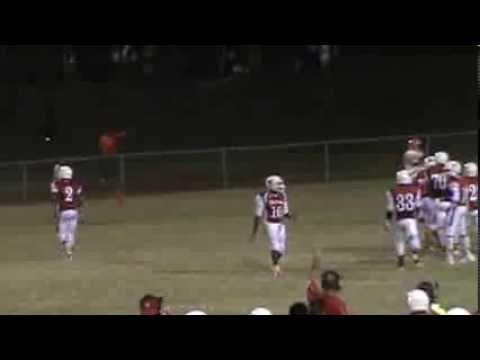 Kalani vs Kalaheo Football 8/31/13