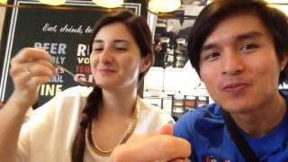 Japoy And Janice Foodtrip At Todd English And La Lola Churreria
