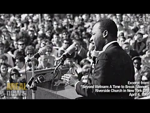MLK and a Radicalizing Moment in American History - Michael Ratner on Reality Asserts Itself (3/7)