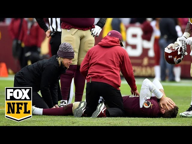 The FOX NFL Sunday crew discusses Alex Smith's devastating leg injury | FOX NFL