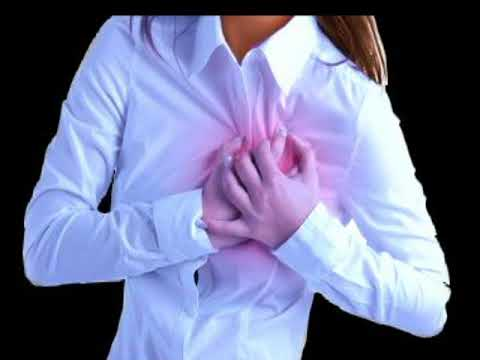 Dr Kavesteen is educating people about heart attack