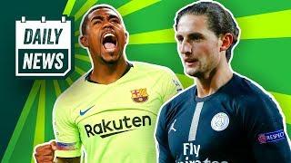 Rabiot zum FC Bayern statt Barcelona? Hoffenheim: Tottenham will Grillitsch! Sergio Ramos Jubiläum!