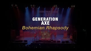 Bohemian Rhapsody performed by GENERATION AXE