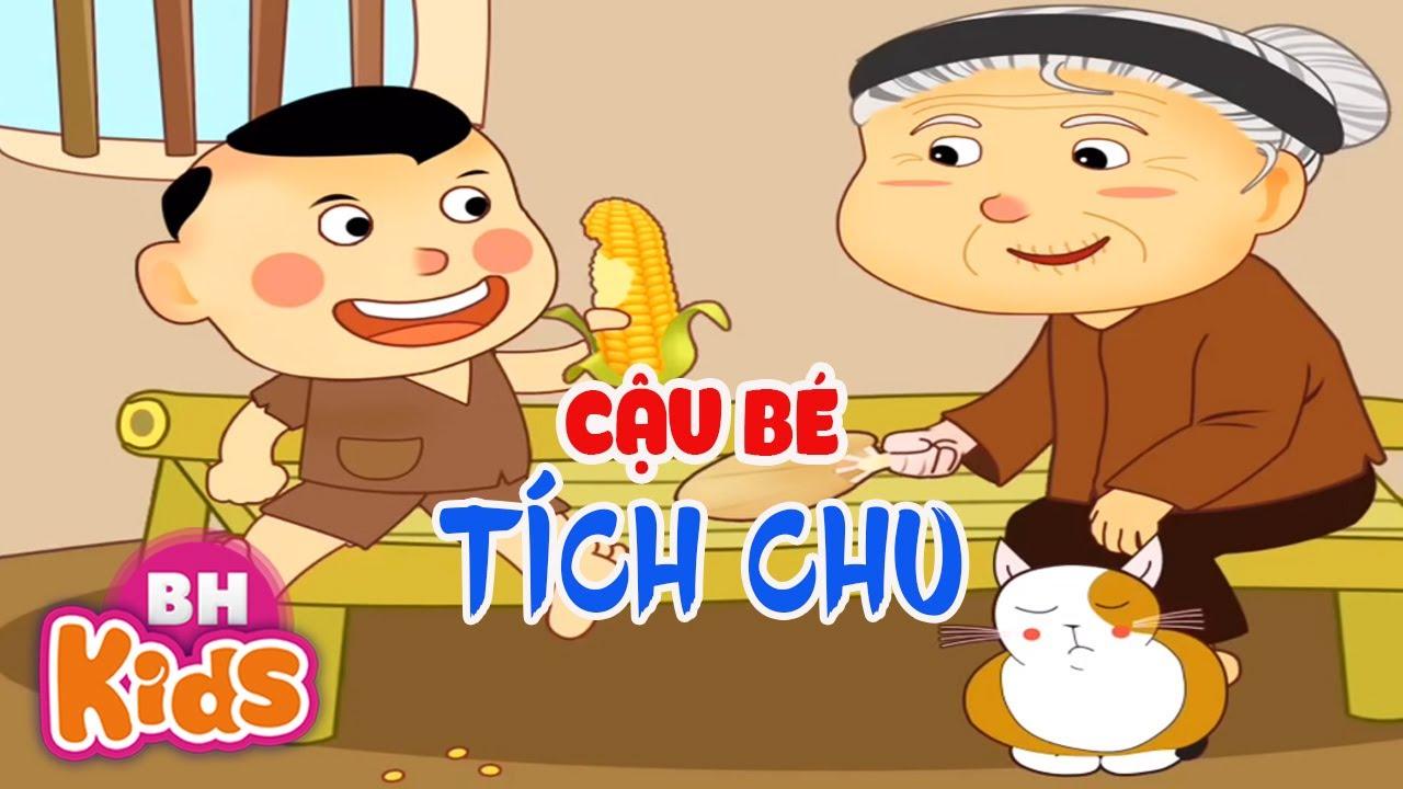 Cậu Bé Tích Chu – Truyện Cổ Tích Việt Nam