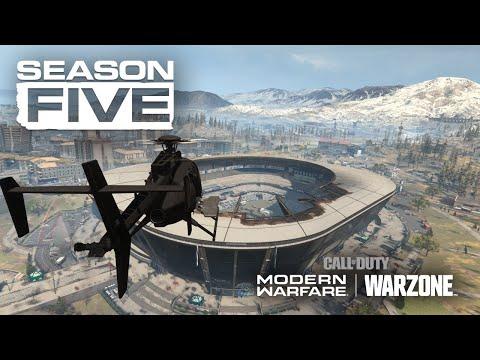 Call of Duty®: Modern Warfare® \u0026 Warzone - Official Season Five Trailer