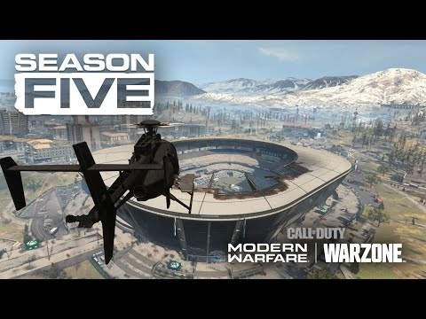 Call of Duty®: Modern Warfare® & Warzone  Official Season Five Trailer