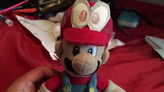 HOW TO MAKE A CAPPY + MARIO PLUSH!