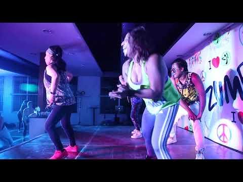 """Zumba Masterclass In Dhaka Bangladesh ! Aayan !Zumba """"Ven Bailalo""""- (Reggaeton)"""