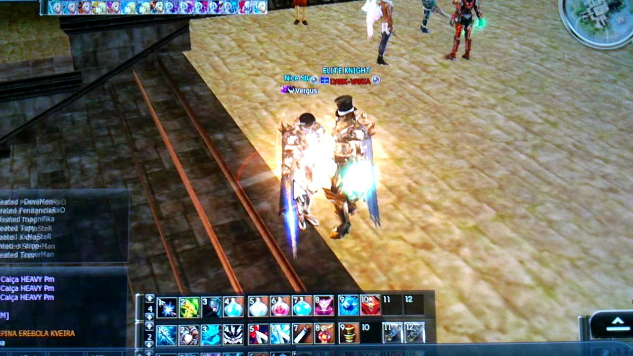 Lineage 2 Radt , on a Mobile Device, Sony Xperia S [HD]