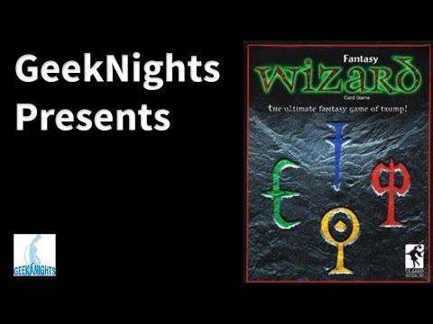 Wizard - GeekNights Presents