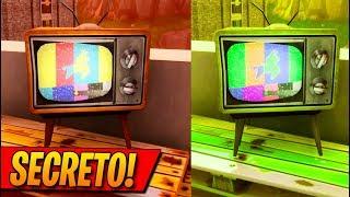 **SE HAN ENCENDIDO** QUÉ OCULTAN LAS TV!? FORTNITE: Battle Royale