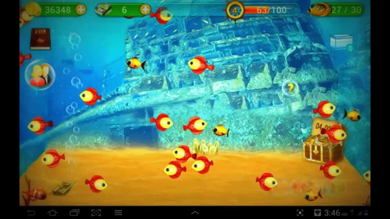 How to mod fish live on android youtube for Live to fish