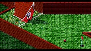 Zany Golf (Genesis) Playthrough - NintendoComplete