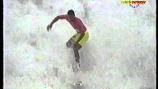OP PRO - BIG SURF - Huntington Beach California - 1990
