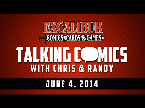 Talking Comics for 06.04.14 - Big Trouble in Little China #1, Original Sin #3, Cyclops #2 & More!