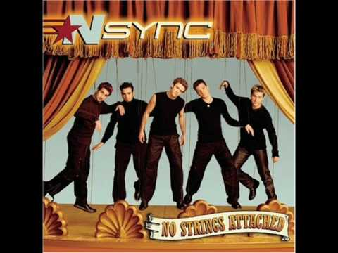 NSYNC- are you gonna be there -unreleased