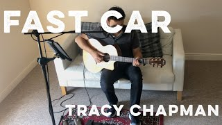 Fast Car - Tracy Chapman acoustic live loop cover