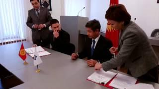 АПТО   и  Филиал Ассоциации ХЕЛЬВЕТАС Свисс Интеркооперейшн в КР  подписали договор(, 2013-11-06T16:32:53.000Z)