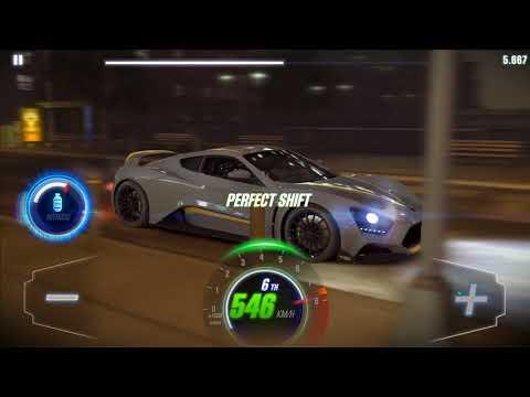 Csr racing 2 Zenvo TS1 GT Fully Upgraded