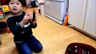 로봇청소기 LG 로보킹 주행 실력 예술
