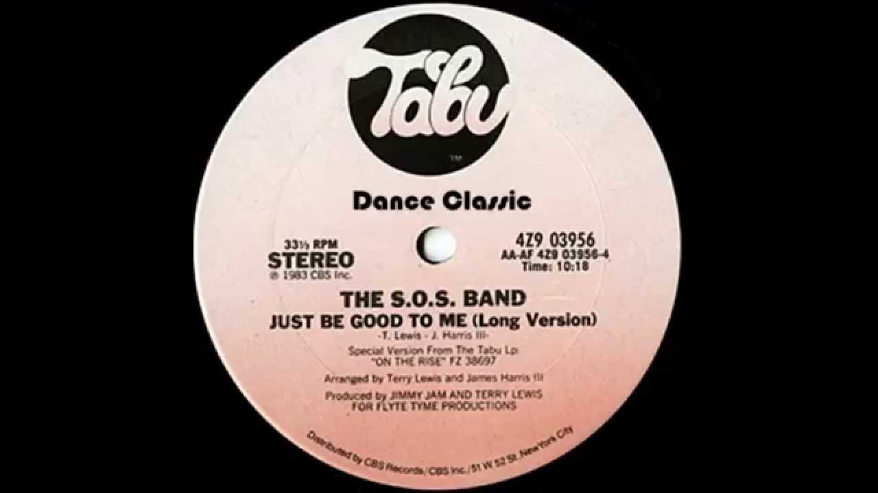S.O.S. Band, The - Just The Way You Like It / Borrowed Love