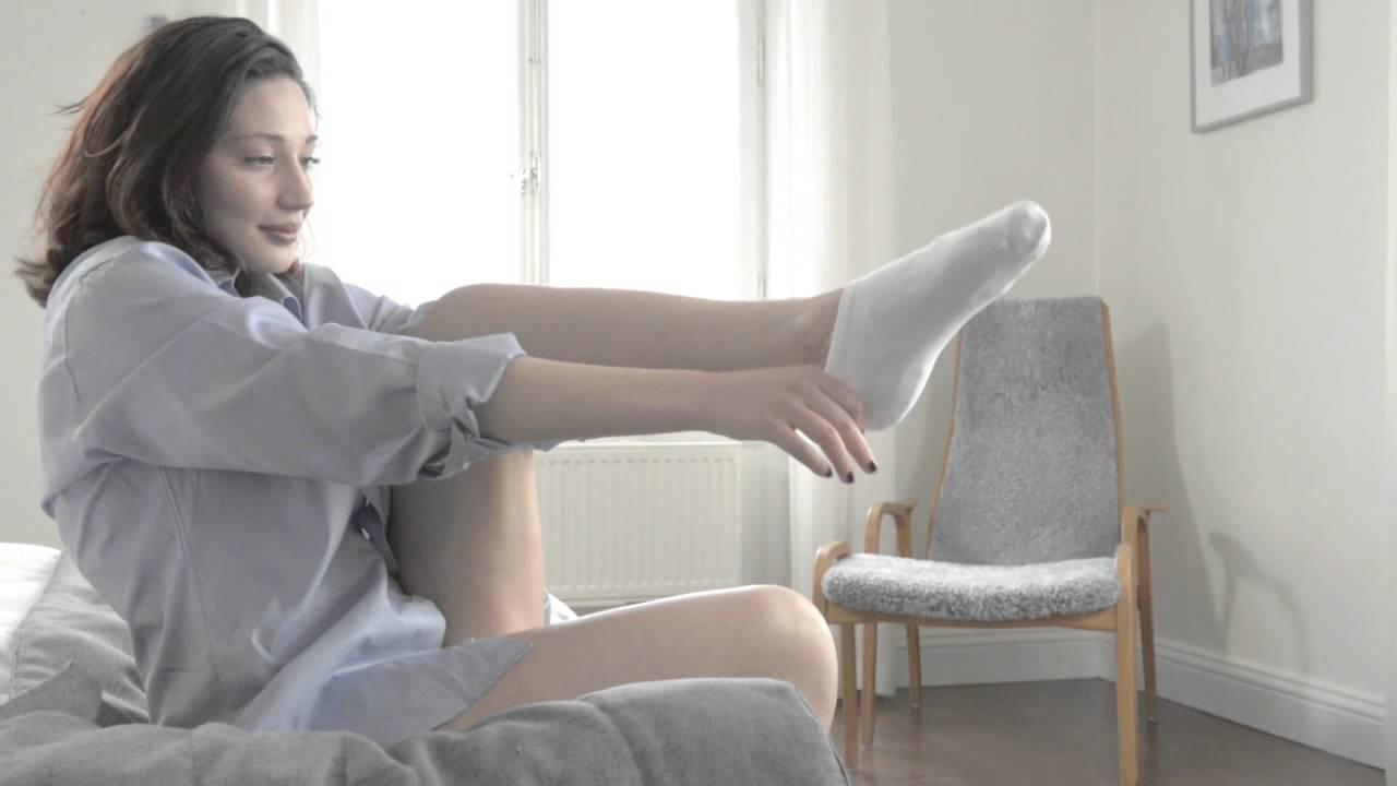 matrisse exfoliating socks review