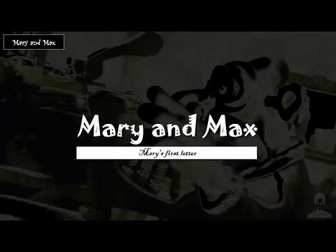 Mary And Max Mary S First Letter مترجم Youtube