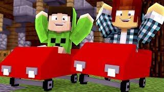 Minecraft : ESCOLA DE CARROS !! - Aventuras Com Mods #61
