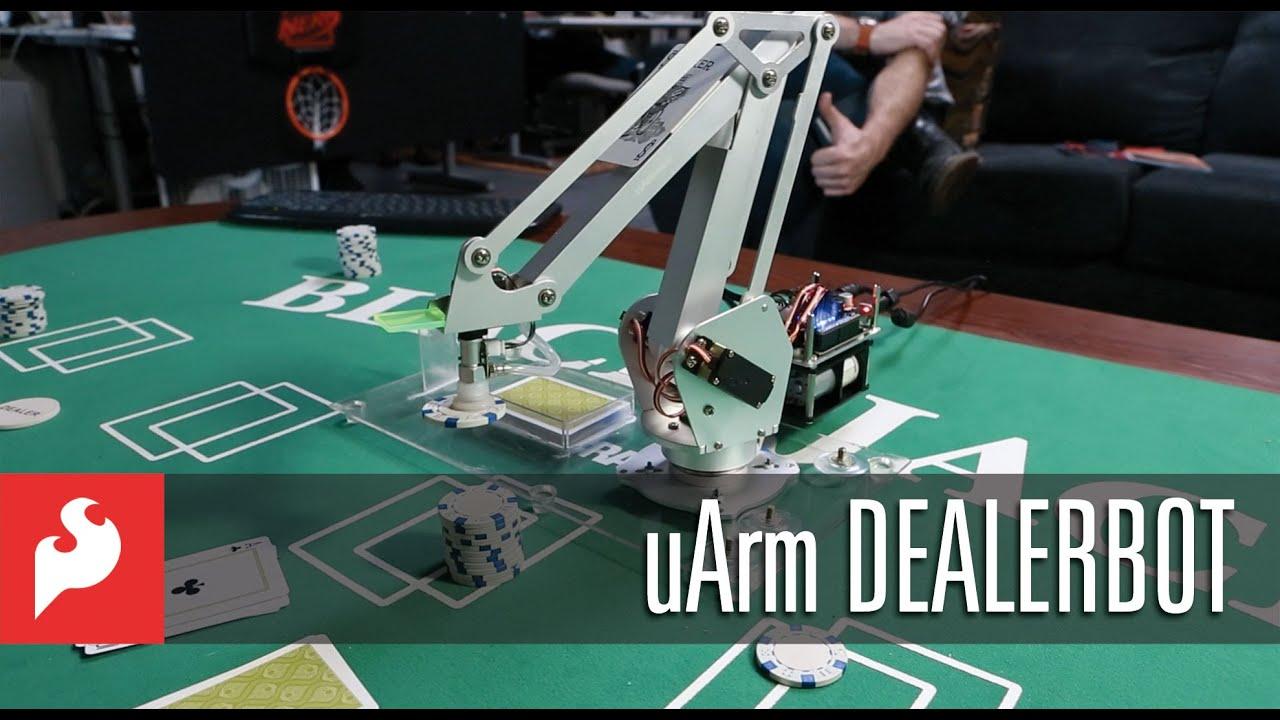 uArm Metal - Desktop Robotic Arm - ROB-13663 - SparkFun Electronics