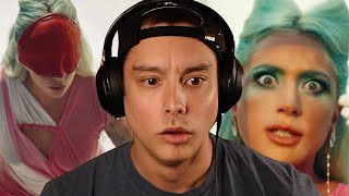 FIRST REACTION to 911 by LADY GAGA