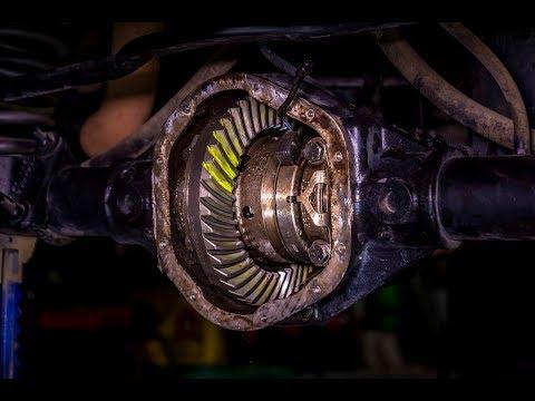 Gear Install Jeep wrangler (yukon 4.88 gear)