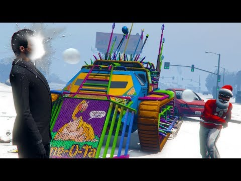 HE THOUGHT HE WAS SAFE IN PASSIVE MODE!   GTA 5 THUG LIFE #199