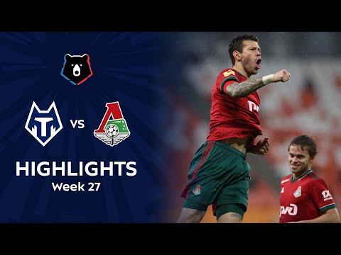 FC Tambov Lokomotiv Moscow Goals And Highlights