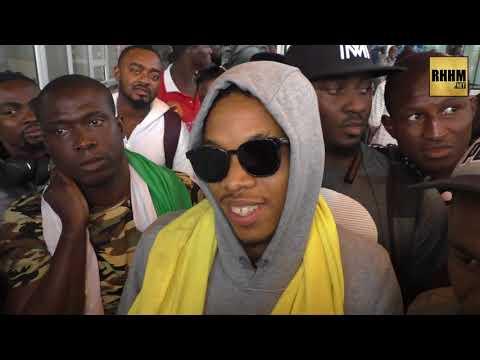 TEKNO est arrivé à Bamako - Concert le jour de la fête de Tabaski au Stade Omnisports