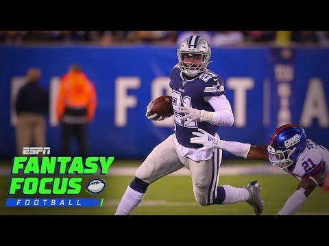 Fantasy Focus Live! MNF Recap