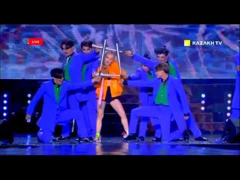 Ziruza - Queen (Star of Asia 2018) Live - Видео из ютуба