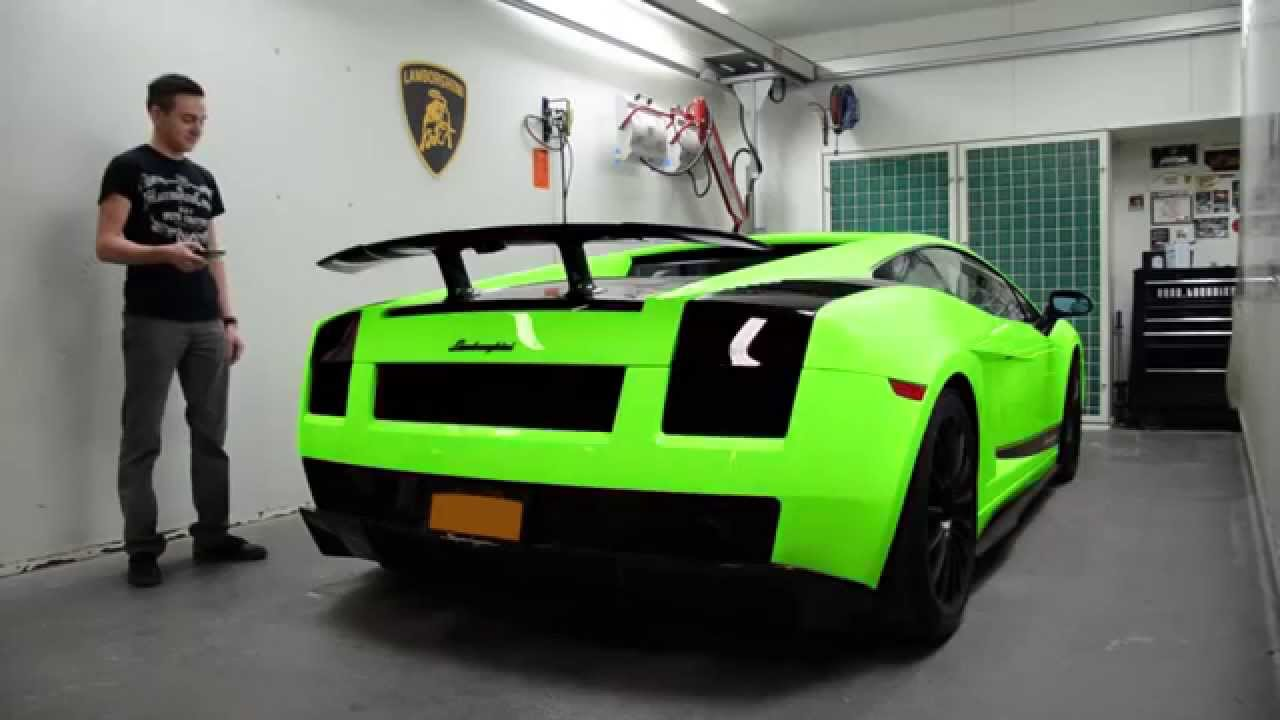 Color Changing Lambo Lamborghini Colours Youtube
