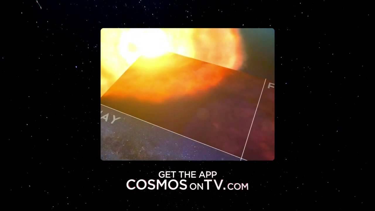 Cosmos a spacetime odyssey app