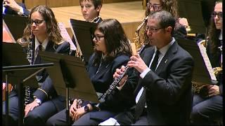 Agrupació Musical de MASSAROJOS. XXXVIII Certamen Provincial de Bandas de Valencia.