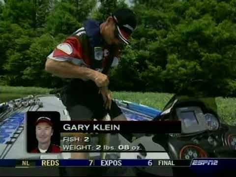 2004 Bassmaster E 50 -- Tennessee Tombigbee Waterway     Part One