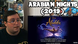 "Gors ""Aladdin (2019)"" Arabian Nights - Will Smith REACTION"