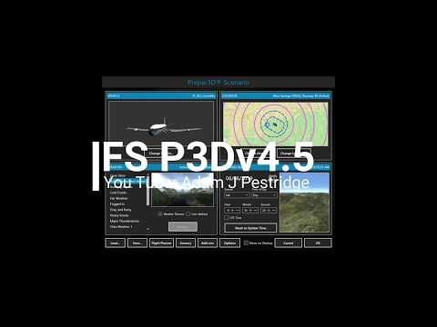 p3dv4.5-|-my-settings-2019-|-p3d-menu