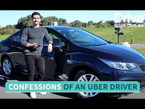 Confessions Of An Uber Driver | Drive.com.au